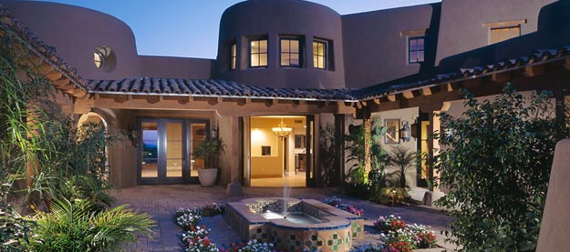 Scottsdale custom home builder makes dream homes become for Custom dream house