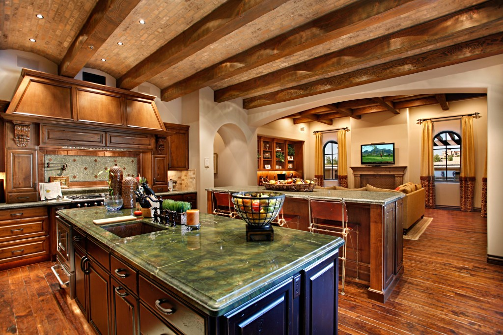 Custom Home Builders Deliver Desert Masterpieces Century