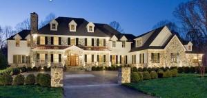 custom luxury home builder