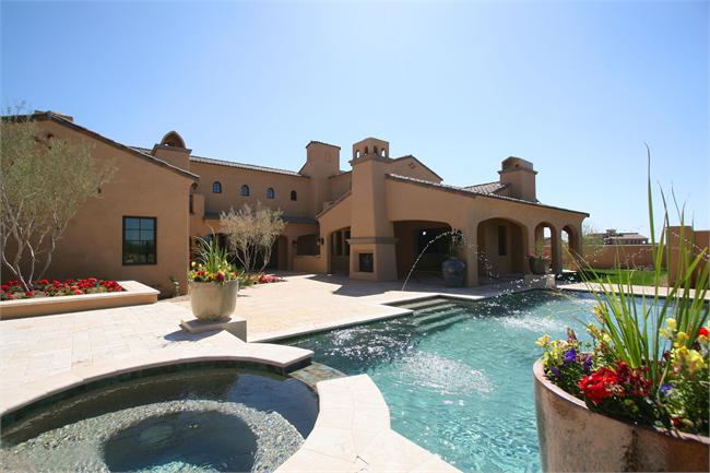 Custom home builders az custom luxury home builders in for Century custom homes